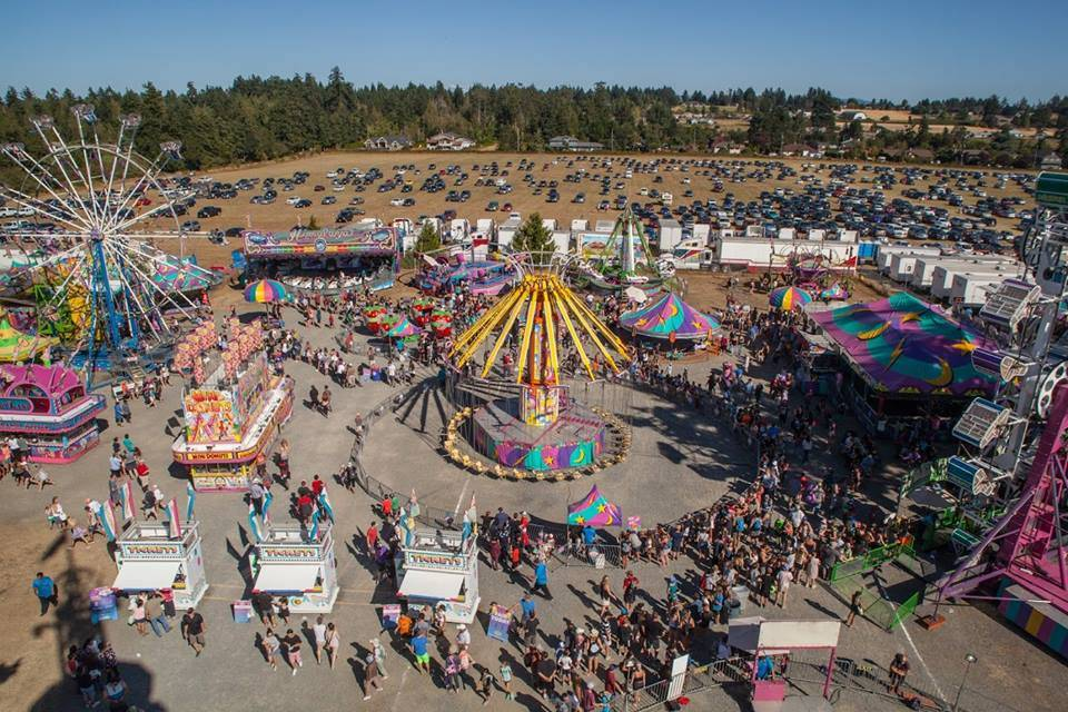 Midway will open early at the 2019 Saanich Fair