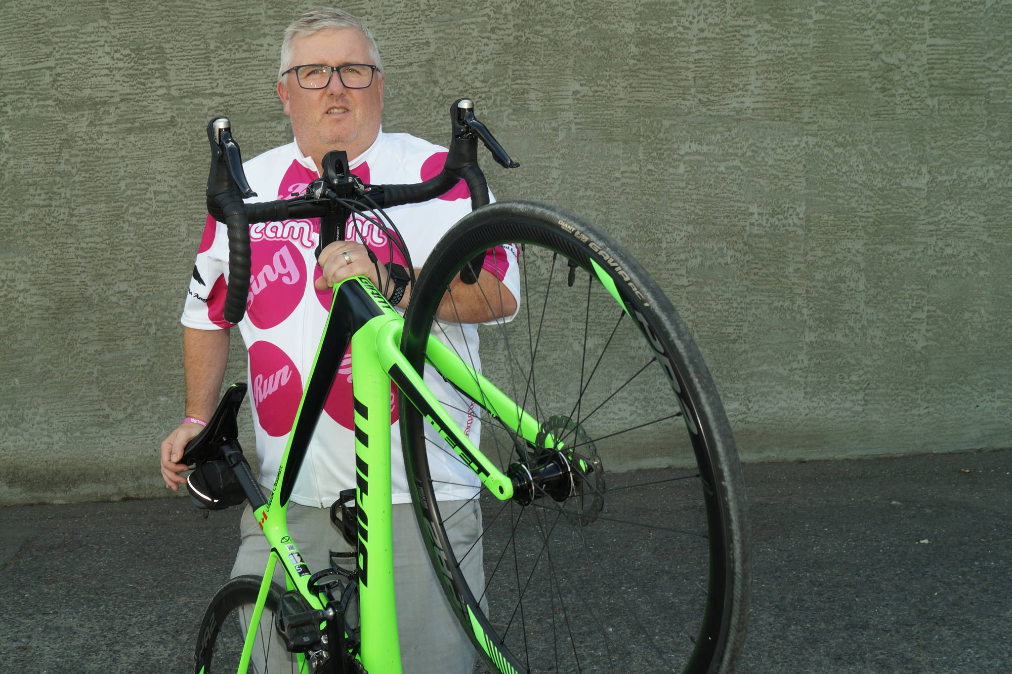 Colwood man takes on Ride to Conquer Cancer for 11th year in a row