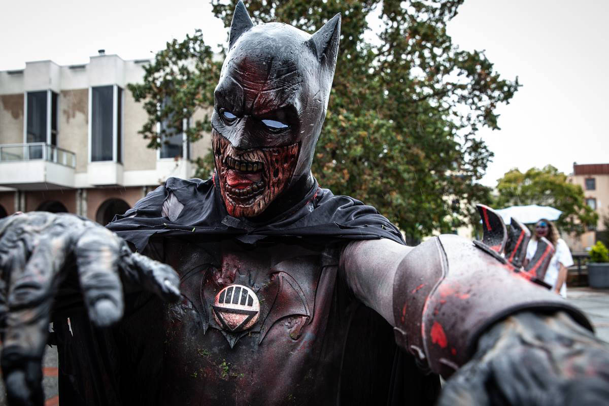 Return of the undead: Victoria Zombie Walk hits the streets