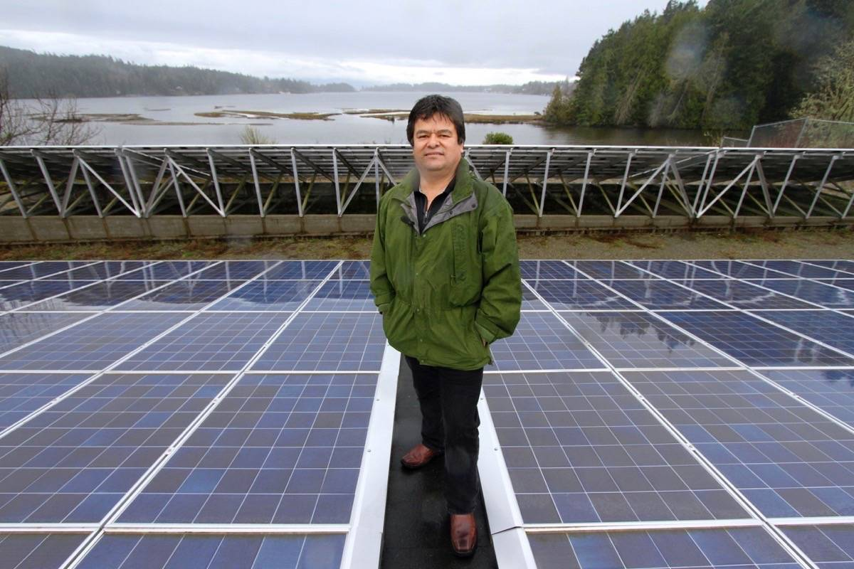 T'Souke First Nation hopes to share its environmental wisdom