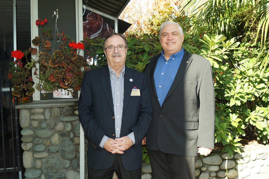 New Kiwanis club is official for West Shore - Oak Bay News