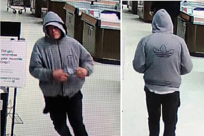 West Shore RCMP searches for poppy donation box thief - Oak Bay News