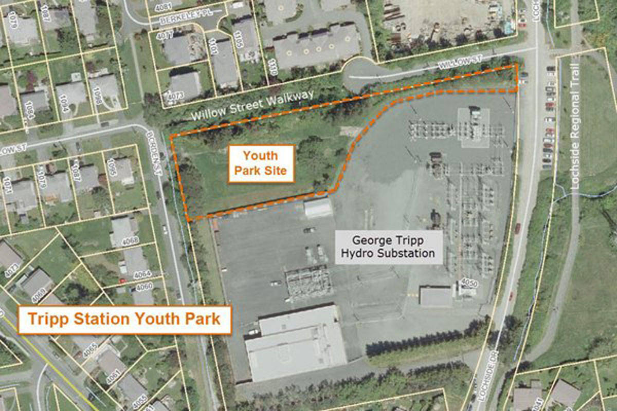 Saanich residents asked for input on Tripp Station Youth Park