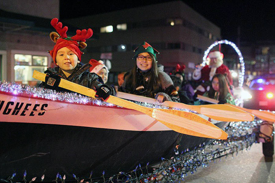 Esquimalt Celebration of Lights 'switches on' Christmas for 14th year