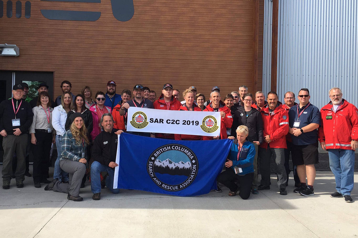 Peninsula Search and Rescue members volunteered more than 5,000 hours in 2019