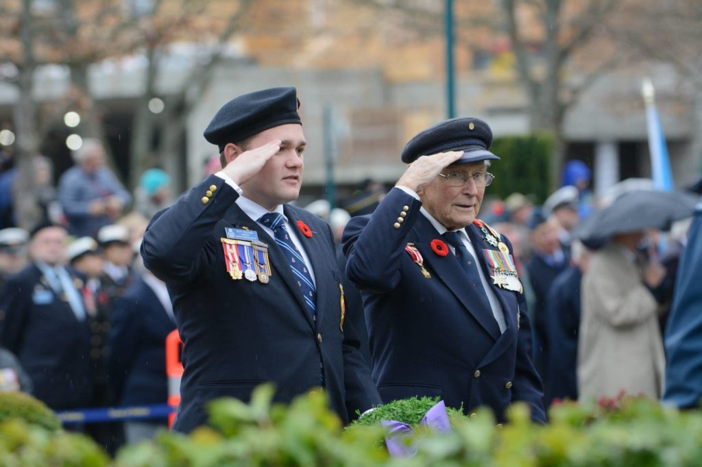 Saanich Peninsula Branch of Royal Canadian Legion leaves North Saanich after 90 years - Oak Bay News