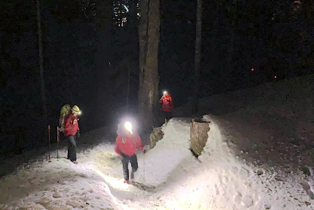 B.C.'s busiest SAR team raises alarm after 2021 begins with fatality, multiple rescues - Oak Bay News