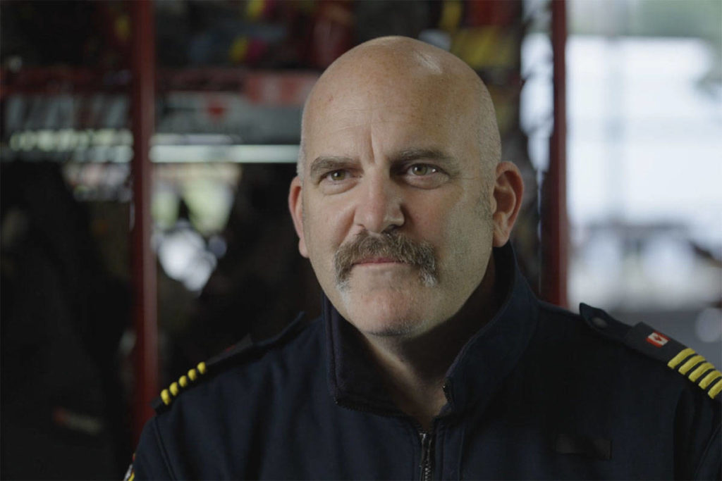 New recruit switches fire chief helmet from Sooke to Central Saanich come September - Oak Bay News